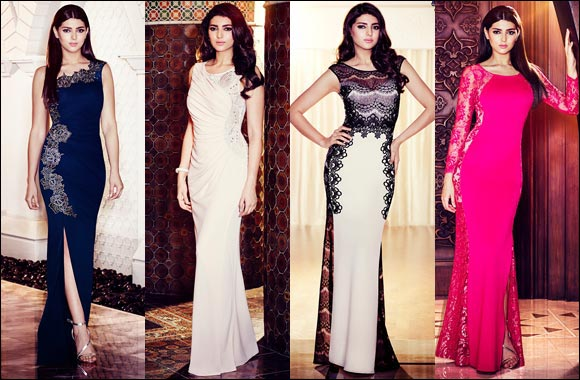 Mariam said unveiled as the first Lipsy Model for UAE and