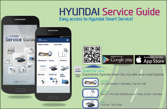 Hyundai Service Guide App connects Africa and Middle East customers ...