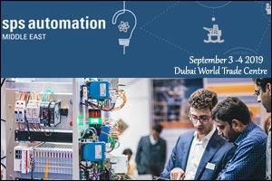 Bienvenue à SPS Automation Middle East 2019