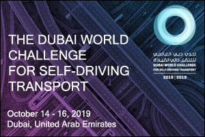 Dubai World Challenge for Self-Driving Transport