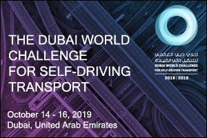 Dubai World Challenge for Self-Driving Transport