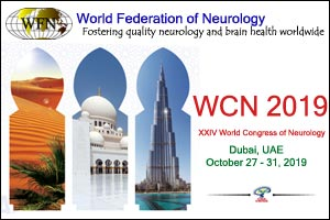 World Congress of Neurology 2019