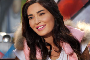 make up for ever with cyrine abdelnour in her ramadan series �24 ...