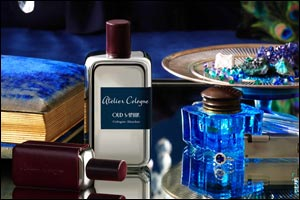 Atelier Cologne - Oud Saphir. Cologne Absolue Pure Perfume