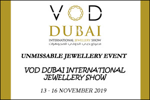VOD Dubai International Jewellery Show 2019