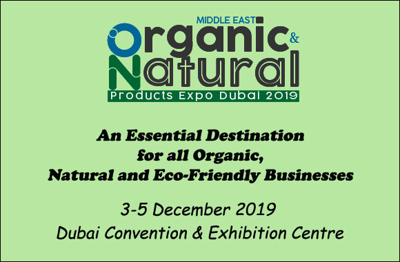 Middle East Natural and Organic Products Expo 2019, Agriculture