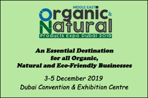 Middle East Natural and Organic Products Expo 2019