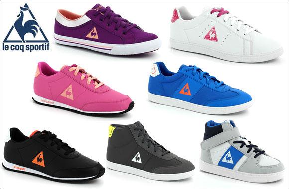 a487ef5b6057 Le Coq Sportif  Selection of Kids Shoes   GoDubai.com