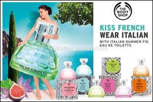 Introducing The Body Shop� New Italian Summer fig eau de toilette