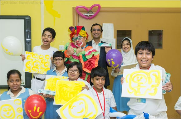 Himalaya Herbals Marks World Smile Day With Children At Al Noor Training Centre Godubai Com