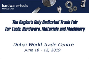 Hardware & Tools Middle East 2019'
