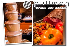 Saturday Roast Brunch is finally here, at Pullman Dubai JLT