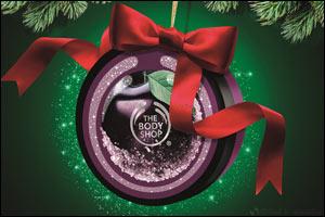 Christmas at The Body Shop - UAE : GoDubai com