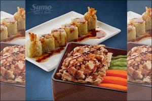 Buy any Bento, Get a FREE Crunchy Crazy!