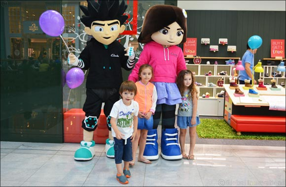 World's Kids In Store Dubai Clarks Mall First Opens 4aUxwq8