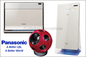 Panasonic solutions for better Indoor Air Quality Air Purifiers and Q Fan make a Debut in the Region