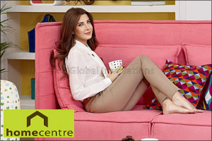Home Centre Rolls Out The Season 39 S Latest 39 Collection Handpicked By Nancy Ajram