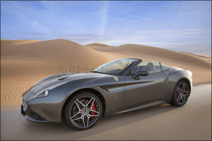 Ferrari Reveals Deserto Rosso