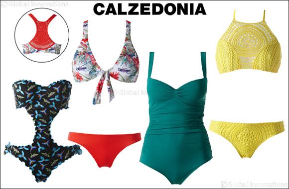Calzedonia Spring-Summer 2016 Beachwear : GoDubai.com