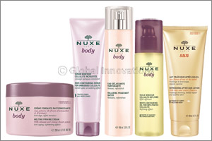 aliza jabes, founder and ceo of nuxe group, unveils her latest nu...