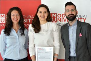 hospitality professional wins $26,000 mba scholarship at modul un...