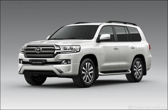 Al-Futtaim Motors brings back its finest Ramadan Upgrades on Toyota cars