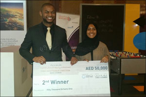 Student Team Triumphs at Inaugural Dubai Chamber 'Smartpreneur' Competition