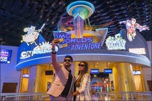 Dance and Enjoy the Rhythms of DJ Bliss and DJ Taya Kruzz at IMG's Sensational Valentine's Day Party