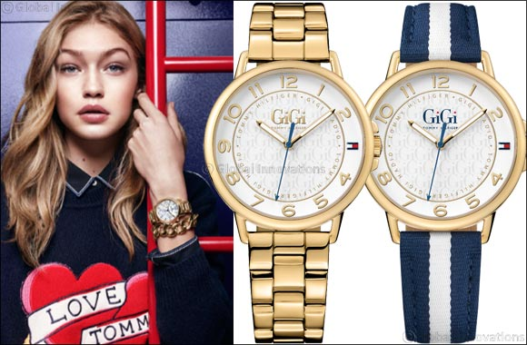 345b5cfa071 HOUR CHOICE Introduced The  Gigi Hadid  F W Collection from Tommy ...