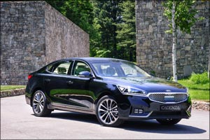 Kia Introduces Its First Front-Wheel Drive Eight-Speed Automatic Transmission