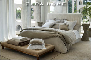 Zara Home Fall Winter 2016 / Linen Collection