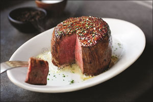 Ruth's Chris Steak House Christmas & New Years Eve Line Up
