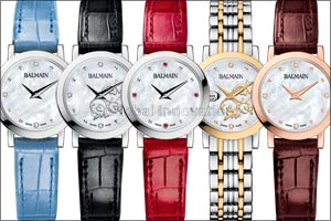 Balmain Watches presents the 'Elegance Chic Mini XS