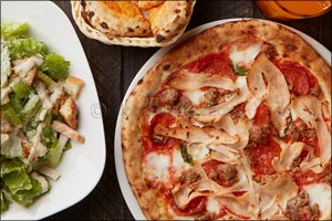 800 DEGREES NEAPOLITAN PIZZERIA now opens its sixth outlet in RiverlandTMDubai - Dubai Parks and Resorts