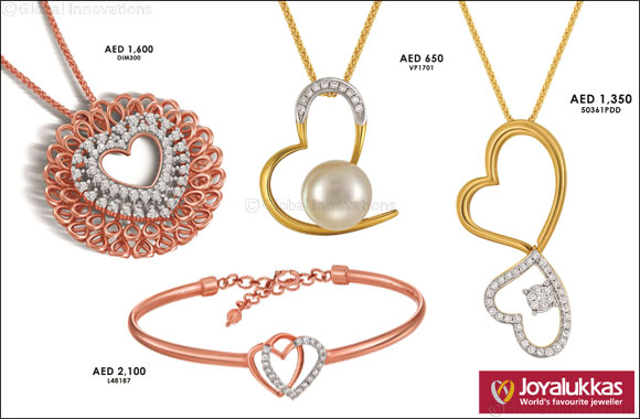 Joyalukkas delights patrons with amazing gifts and a limited edition joyalukkas delights patrons with amazing gifts and a limited edition collection for valentines day godubai aloadofball Image collections