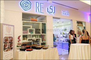 Re-Salons and Spas Valentine's event