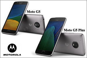 Premium For All: Meet the new Moto G5 and Moto G5 Plus