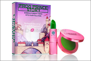 Lipstick Queen Launches Frog Prince Duo Kit