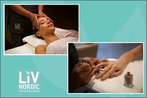 LivNordic Spa & Wellness Beauty Offers and Events for March 2017