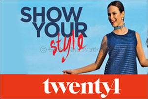 Fun in the Sun with the Spring Collection from twenty4!