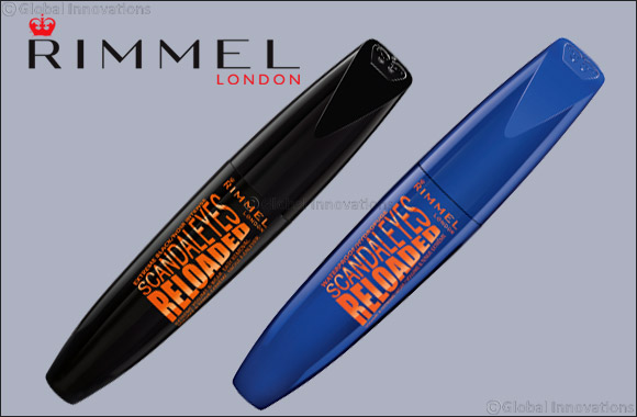 40b3ad8049d Rimmel London Introduces New Scandal'Eyes Reloaded Mascara Extreme ...
