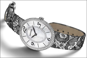 Celebrate Mother's Day in 'Swiss Style' with Gilda from Eberhard & Co.