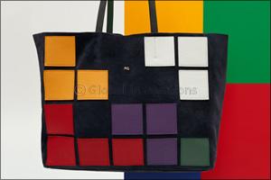 Purificación García 'Geometry Bag' Collection