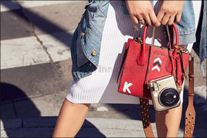 Michael Kors Debuts the Spring 2017 Chapter of the Walk, a 360-degree Street Style Handbag Campaign