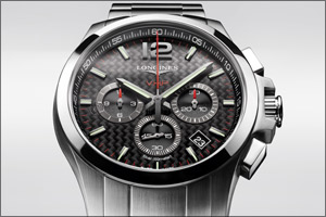 Longines Global launch of Conquest V.H.P.: a new milestone for quartz technology