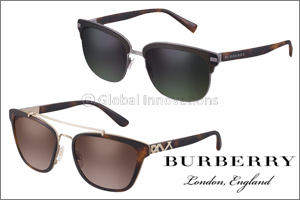 Burberry Eyewear: His and Hers