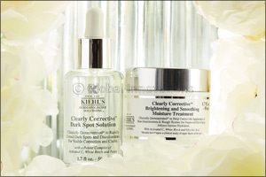 Kiehl's Clearly Corrective Brightening and Smoothing Moisture Treatment