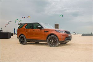 World's Best Family SUV � the All-New Land Rover Discovery Makes its Debut in the United Arab Emirates