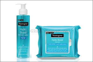 The ultimate cleansing duo from Neutrogena's� Hydro Boost Range