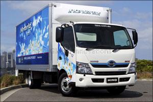 Al-Futtaim Motors launches the UAE's first hybrid truck